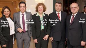 'Türk-Alman Eğitim Platformu' kuruldu