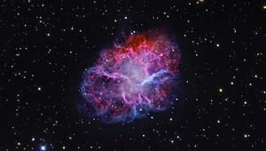Sahip olduğu tüm yıldızları süpernovaya dönüşen bir galaksiye ne olur?