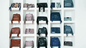 Müstesna çantalar: Crystal&Marble, mynameıso, Tullaa ve Manu Atelier