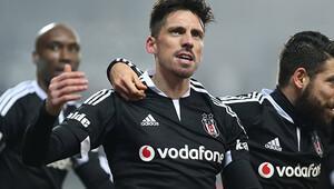 Sosa, Beşiktaş'a hayat verdi