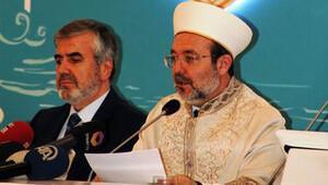 Diyanet İşleri Başkanı: 'Arap Baharı uluslararası trajediye dönüştü'