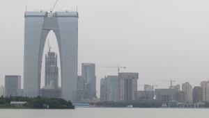 Çin'de 'tuhaf' mimariler artık yasak