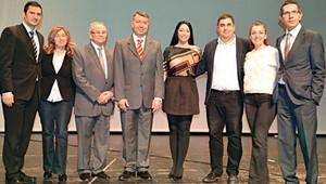 Almanya'da 'Başarı Stratejisi' semineri