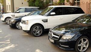 Lüks araçları ucuz satanlara kanmayın