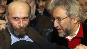 Can Dündar ve Erdem Gül 92 gün sonra serbest