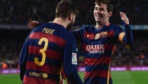Barcelona 2-1 Sevilla