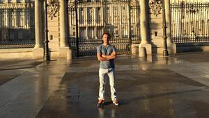 Türk öğrenci Real Madrid'de staj yapacak