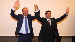 Avrupalı Türk Demokratlar Birliği'nin yeni başkanı Zafer Sarıkaya oldu