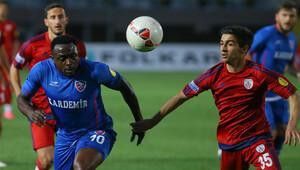 Altınordu: 0 - Kardemir Karabükspor: 0