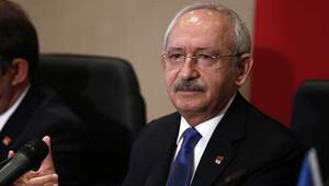 CHP lideri Kılıçdaroğlu'ndan Cumhurbaşkanı'na sert tepki