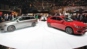 Bursalı Fiat Egea Ailesi ve Adapazarlı Toyota CH-R Cenevre'nin yıldızı oldu