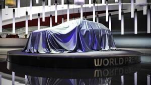 Toyota fuarda, Türkiye'de üretilecek modelini tanıttı