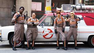 'Hayalet Avcıları'nın (Ghostbusters) yeni fragmanı tık rekoru kırdı