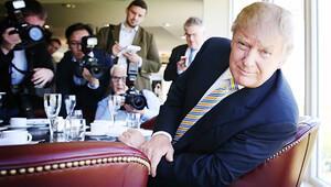 Donald Trump: 'Sokakta birini vursam yine de oy kaybetmem!'