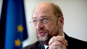 AP Başkanı Schulzdan kayyum açıklaması