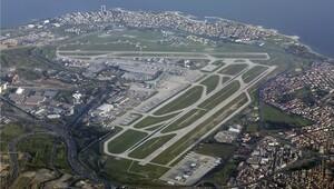 Atatürk Havalimanı'nda yeni rekor: 1500 uçak