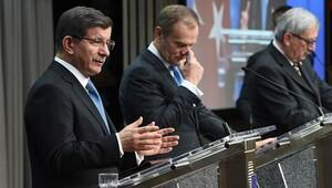 Dış basın AB ile Türkiye'nin mülteci krizi konusundaki prensip anlaşmasını böyle gördü