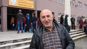 Türkiye'den YGS manzaraları