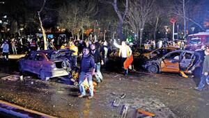 Kızılay'da bombalı saldırı: 37 ölü, 125 yaralı