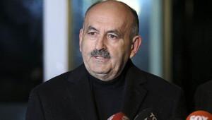 Bakan Müezzinoğlu: Olay yerinde ölenlerden en az 1'i muhtemelen 2'si terör eylemini gerçekleştirenler