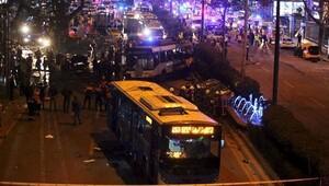 Saldırı sonrası Ankara'da trafik karmaşası