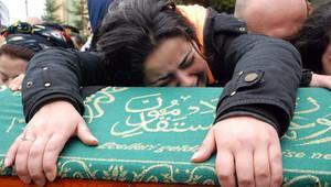 Ankara'daki saldırıda ölen üniversiteli Kerim son yolculuğuna uğurlandı