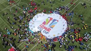 İzmir Cup'a Büyükşehir desteği