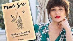 Gonca Vuslateri'nin şiir kitabı 'Manik Serçe' çıktı!