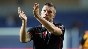 Podolski: Galatasaray'dan ayrılmak istiyorum