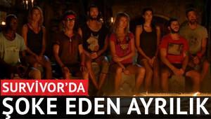 Survivor'da bu hafta Eda Akkaya elendi! 22 Mart SMS sıralaması