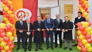 Galatasaray Taçspor Tesisleri Altyapı Voleybol Salonu Açıldı