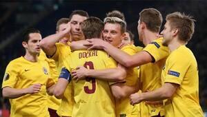 Sparta Prag, Lazio'yu dağıttı!