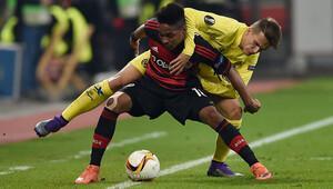 Leverkusen 0-0 Villarreal