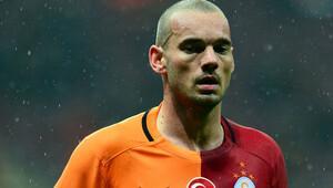 Wesley Sneijder ayrılıyor!