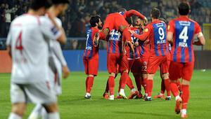 Kardemir Karabükspor: 1 - Samsunspor: 0
