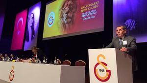 Dursun Özbek: Onlar Galatasaray'ın başının belası