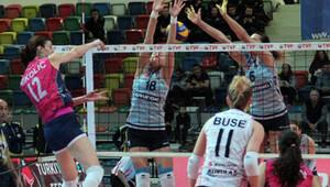 Bursa Büyükşehir Belediyespor: 0 - Fenerbahçe Grundig: 3