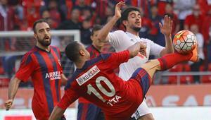 Mersin İdman Yurdu 0-0 Gaziantepspor