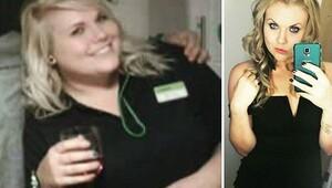 'Kör olabilirsin' deyince 50 kilo zayıfladı