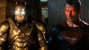 Batman v Superman filminin prömiyeri yapıldı