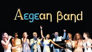 Aegean Band konseri ertelendi