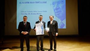 Kadir Has Ödülü kanser çalışmalarına