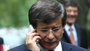 Başbakan Davutoğlu ile Merkel Belçika'daki terör saldırısını konuştu