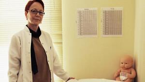 Hastaneden anne sütü eğitimi
