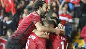 Türkiye 2-1 İsveç