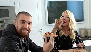 Seda Sayan pizza reklamına kola davası açtı
