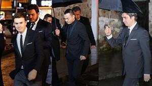 Başbakan Davutoğlu 'Dost Meclis Yemeği'nde ünlü isimlerle bir araya geldi