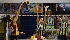 Fenerbahçe Galataray'ı ezdi geçti!