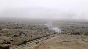 Son dakika: Palmira tamamen Suriye güçlerinin elinde