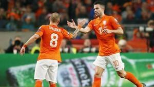 Robin van Persie: Wesley Sneijder, Türkiye'den ayrılmak istiyor